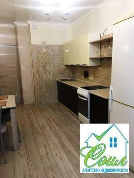 1-комнатная квартира 43 м2 ул. Вишневая Чехов - Фото 4