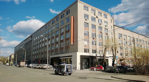 Аренда офиса 47,1 кв.м, ул. Первомайская, Аренда офисов в Екатеринбурге, ID объекта - 601322993 - Фото 1