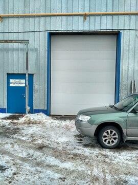 Производственно-складское помещение 537 кв.м. - Фото 2