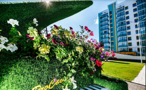 Продажа ART city Ершова 8 однокомнатная квартира в центре Казани. - Фото 3