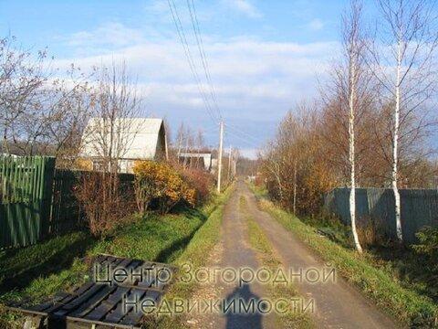 Участок, Ярославское ш, 15 км от МКАД, Королев , СНТ Дружба. .