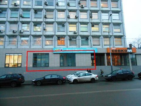 Аренда офиса 160.0 кв.м. Метро Сухаревская - Фото 2