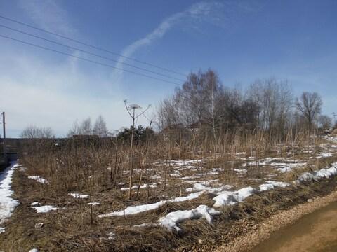 Продается участок 20 соток ИЖС в с. Каменское, Наро-Фоминский район - Фото 2