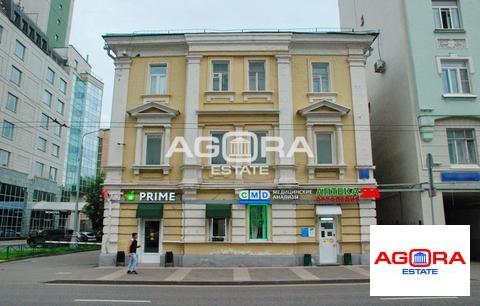 Продажа торгового помещения, м. Новослободская, Ул. Новослободская - Фото 1