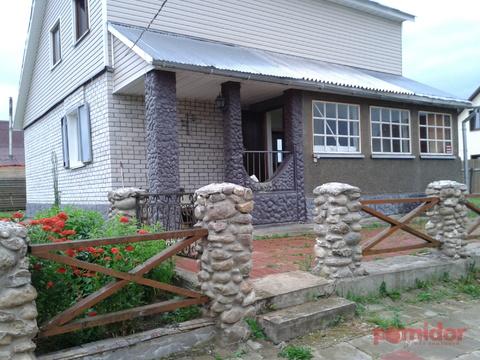 Загородный дом с участком в д. Замятино - Фото 1