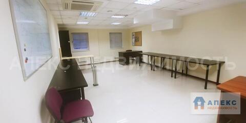 Аренда офиса 102 м2 м. Кропоткинская в бизнес-центре класса В в . - Фото 1