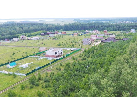 Земельный участок под строительство в коттеджном поселке Раздолье - Фото 2