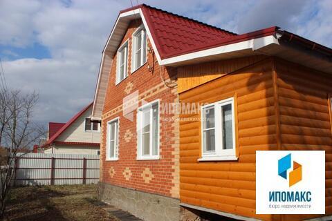 Сдается дом 90 м2 на участке 6 соток. п.Киевский, г.Москва - Фото 1