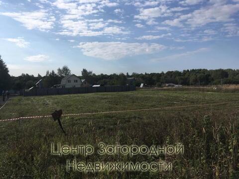 Участок, Калужское ш, Симферопольское ш, 60 км от МКАД, Алферово д. . - Фото 2