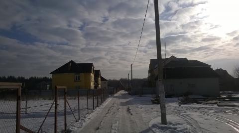 Пос. Горки Ленинские, СНТ Вятичи, участок 670 кв.м - Фото 1