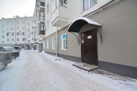 Продам комнату в 4-к квартире, Новокузнецк город, проспект Курако 20 - Фото 4
