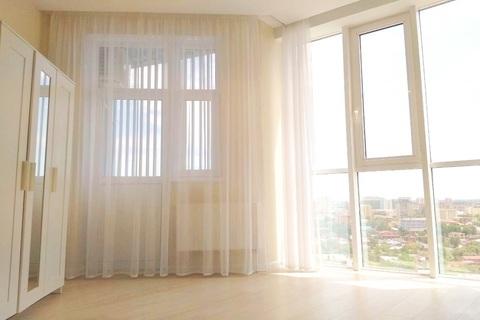 2 комнатная квартира в ЖК Адмирал с евроремонтом и мебелью - Фото 2