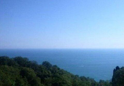 13 соток с видом на море в г. Сочи (ул. Ломоносовская)
