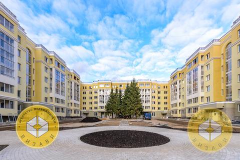 2к квартира 55 кв.м. Звенигород, центр, Почтовая 36, ЖК Центральный - Фото 1