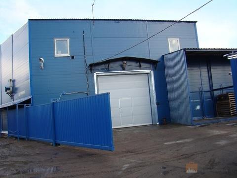 Производственно-складской комплекс в 10 км от КАД, 2000 кв.м - Фото 1