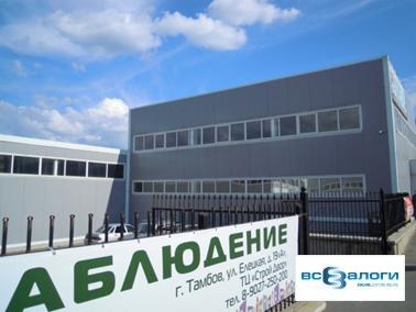 Продажа торгового помещения, Тамбов, Ул. Елецкая - Фото 2