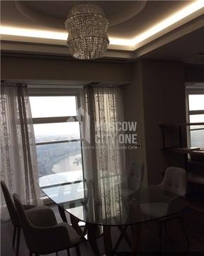 Односпаленный апартамент в Башне Меркурий 46 этаж - Фото 1