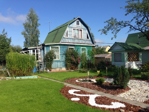Продам дачу (зимний домик) в Мга - Фото 2