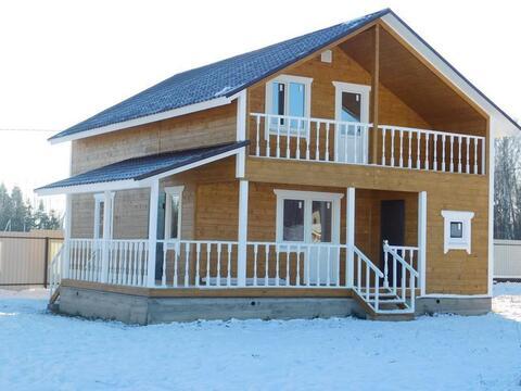 Дом дача для постоянного проживания Усадьба Тишнево 8 соток Киевское - Фото 3