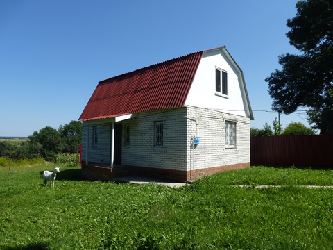 Новый дом в селе Локня, Яковлевский район - Фото 2