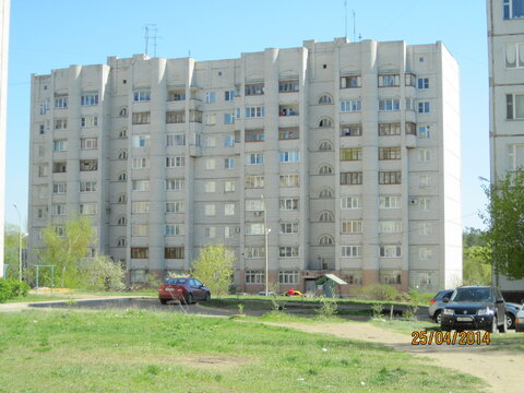 Продам 4-комнатную квартиру улучшенной планировки. - Фото 1