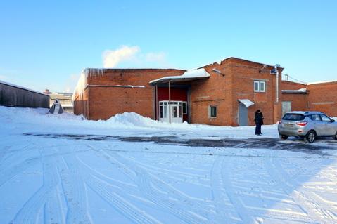 Отличный теплый склад в черте города - Фото 1