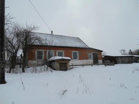 Дом Киреевский район д.Бредихино - Фото 1