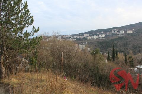 Участок с видом на Учан-Су - Фото 5