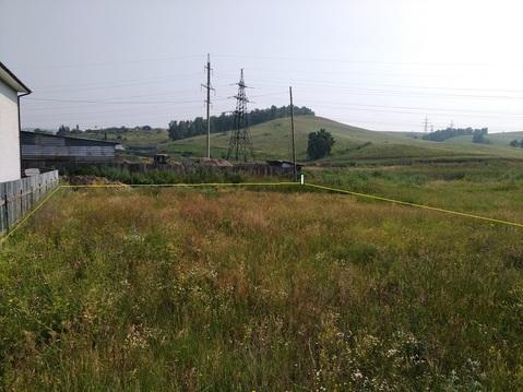 Участок в п.Солонцы, мкр.Чистые пруды - Фото 3