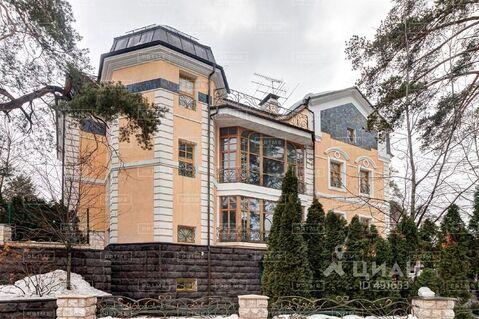 Коттедж в Москва Рублевское ш, 60к38 (675.0 м) - Фото 1