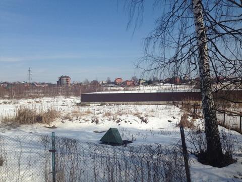 Продается земельный участок на берегу реки Клязьма - Фото 1