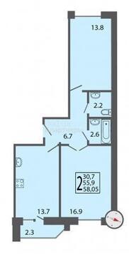 Продается 2-ая квартира на ул. Красноармейской