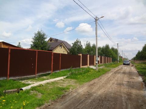 Продается земельный уч. 15сот. Раменский р-н д.Бояркино ул Центральная - Фото 1