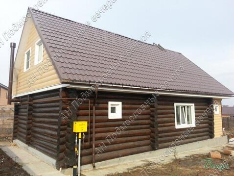 Каширское ш. 20 км от МКАД, Домодедово, Коттедж 148 кв. м - Фото 1