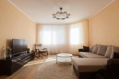 Апартаменты на сутки Крокус-Экспо, Снежком - Фото 1