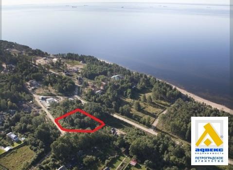 """Чудесный вид на Финский залив в """"Золотых Песках"""". - Фото 1"""