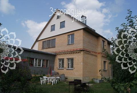 Продам дом, Новорязанское шоссе, 35 км от МКАД - Фото 1