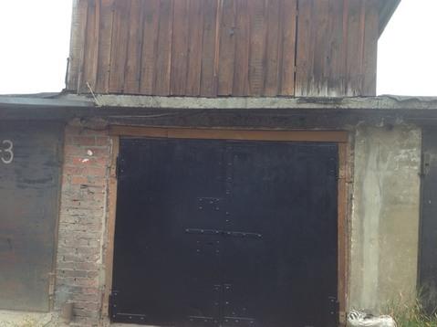 Продажа гаража, Иркутск, Ул. Сергеева - Фото 1