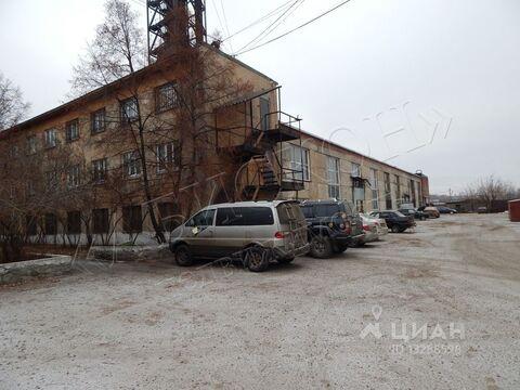 Производственное помещение в Челябинская область, Челябинск проезд 2-й . - Фото 1
