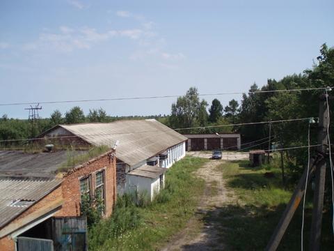 Продаётся молокозавод в Калужской области. - Фото 1