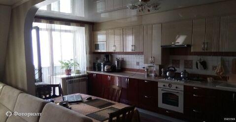 Квартира 3-комнатная Саратов, Юбилейный, ул Воскресенская - Фото 3
