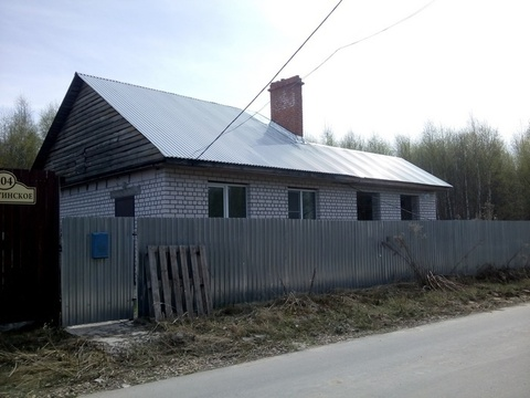 Срочно продаю новый кирпичный дом в ближайшем пригороде г.Бор - Фото 1