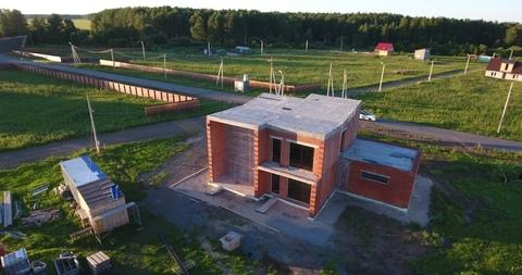 Продам шикарный коттедж современной архитектуры площадью 220 кв.м. - Фото 2
