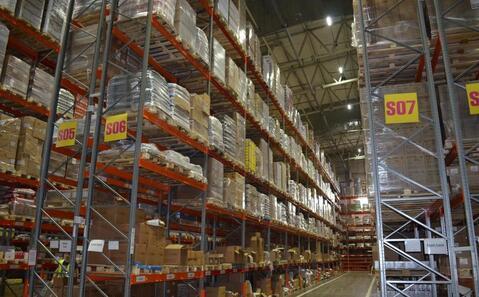 Продажа склада 7997 м2, - Фото 3