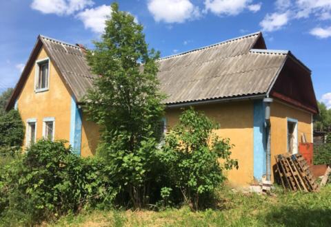 Продается дом в д. Доможирово - Фото 1