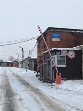 Продается гараж, Чехов г, Вишневый б-р, 20м2 - Фото 1