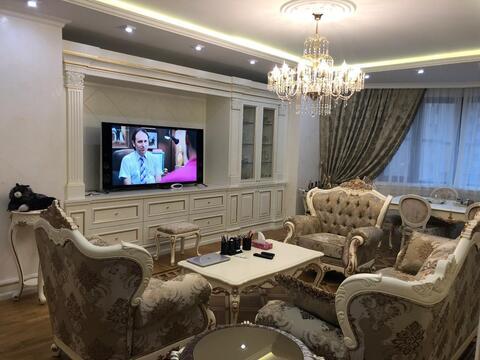 Шикарная 3к квартира 140м2 с ремонтом в кп - Фото 2