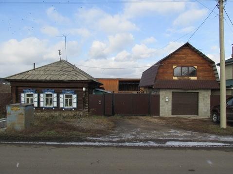 Усадьба в с.Еловое (Зверосовхоз) - Фото 1