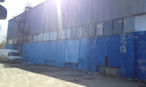 Сдается! Открытая площадка 4000 кв. м.Покрытие бетон.Охрана. - Фото 5