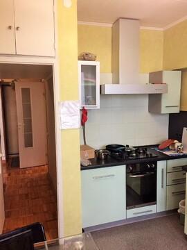 1-комнатная квартира, Волжский б-р, д.40 (м. Кузьминки, Волжская) - Фото 5